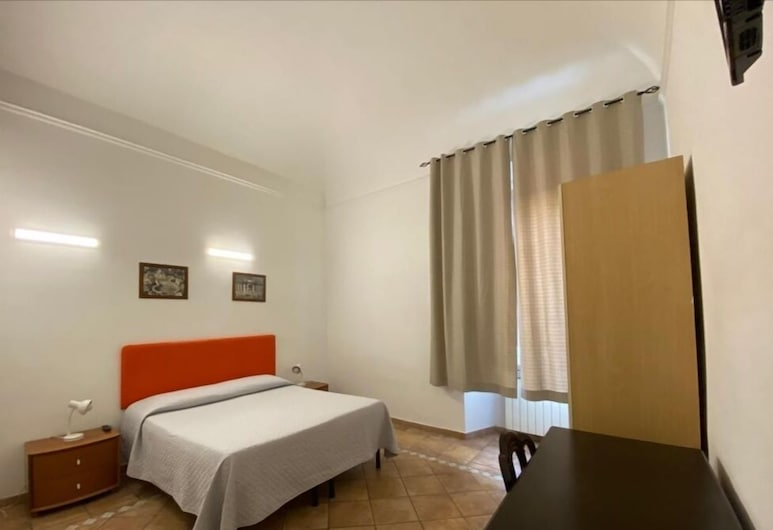 Hotel Il Papavero, Rome, Double or Twin Room, Guest Room