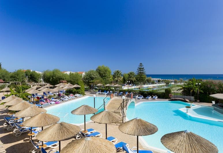 Dessole Olympos Beach, Rodos, Ulkouima-allas