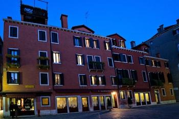 Bild vom Palazzo del Giglio in Venedig