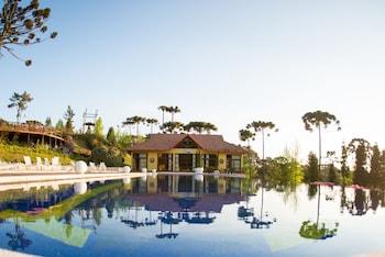 Bild vom Surya-Pan Hotel Refúgio in Campos do Jordão (und Umgebung)