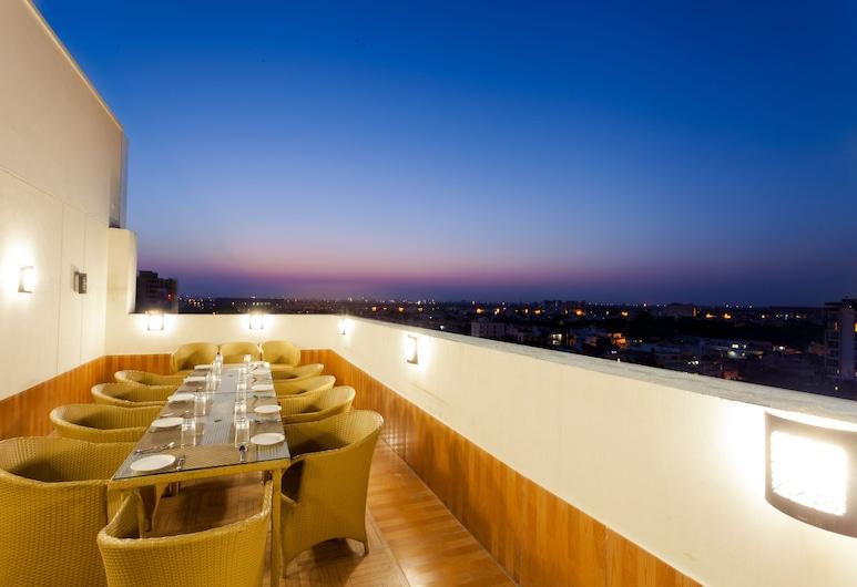Ginger Jaipur, Jaipur, Terrasse/Patio