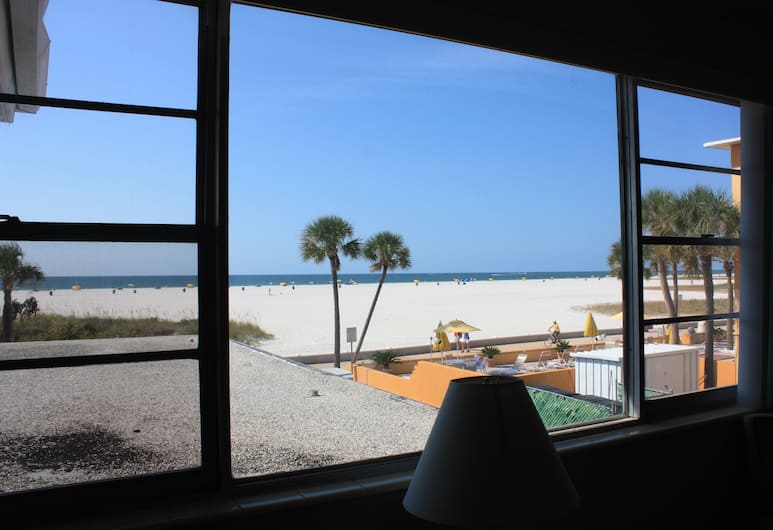 iBeach Resort, Treasure Island, Apartment Gulfview, 1 King Bed, Guest Room