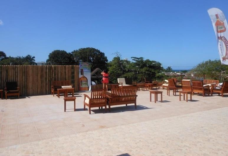 牙買加唐路鄉村風格酒店, 蒙特哥灣, 露台