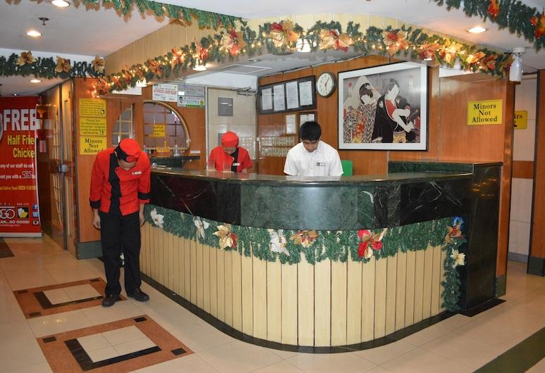 Hotel Sogo - Banawe Ave., Quezon City, Reception