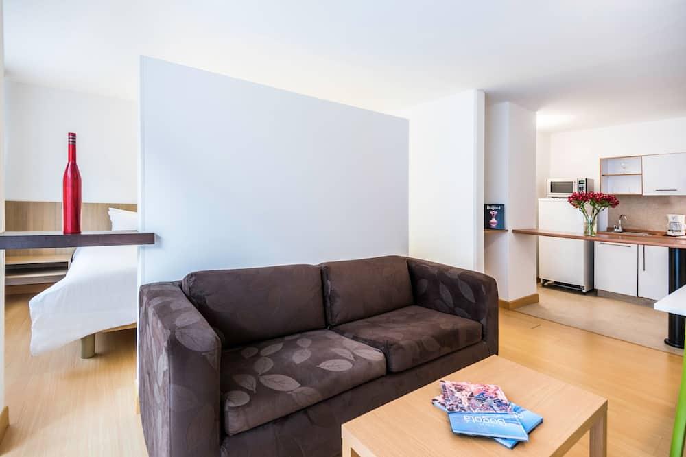 סוויטה, 2 מיטות זוגיות - חדר