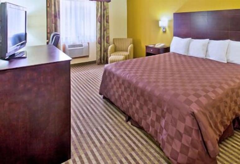 康瑟爾崖溫德姆阿美瑞辛飯店, 康索布魯夫斯, 客房, 1 張特大雙人床, 非吸煙房, 客房