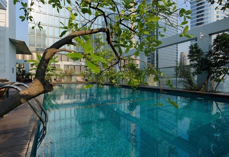 Sabai Sathorn, Bangkok, Rooftop Pool
