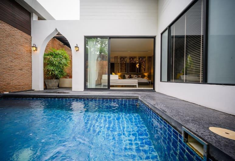 華欣卡埃別墅酒店, Hua Hin, 泳池