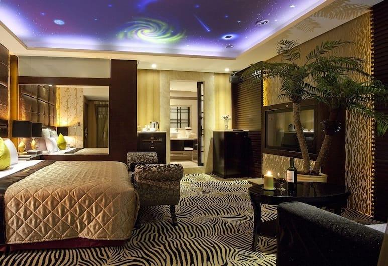 雅柏精緻旅館, 台北市, 客房