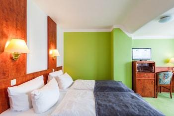 Mynd af Residenz Hotel Eurostar í Duesseldorf