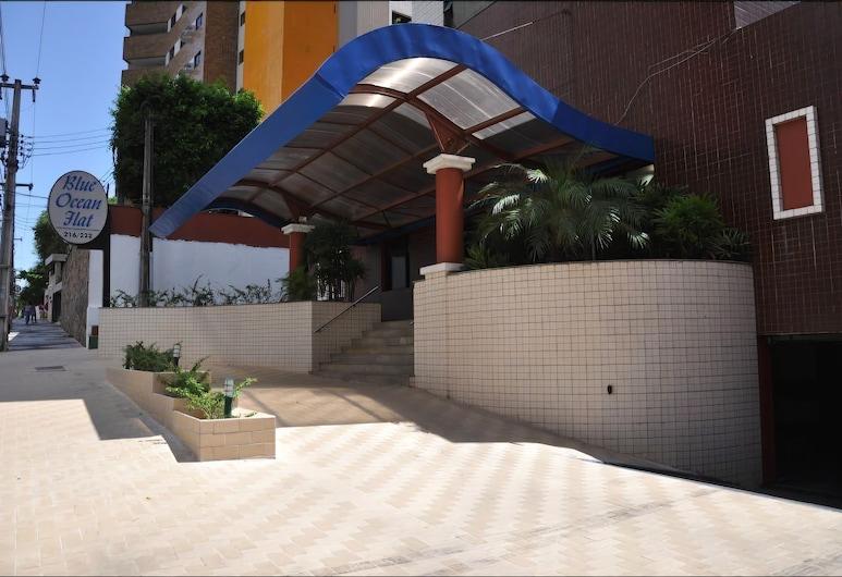 Hotel Adaba Blue Ocean, Fortaleza, Lối vào khách sạn