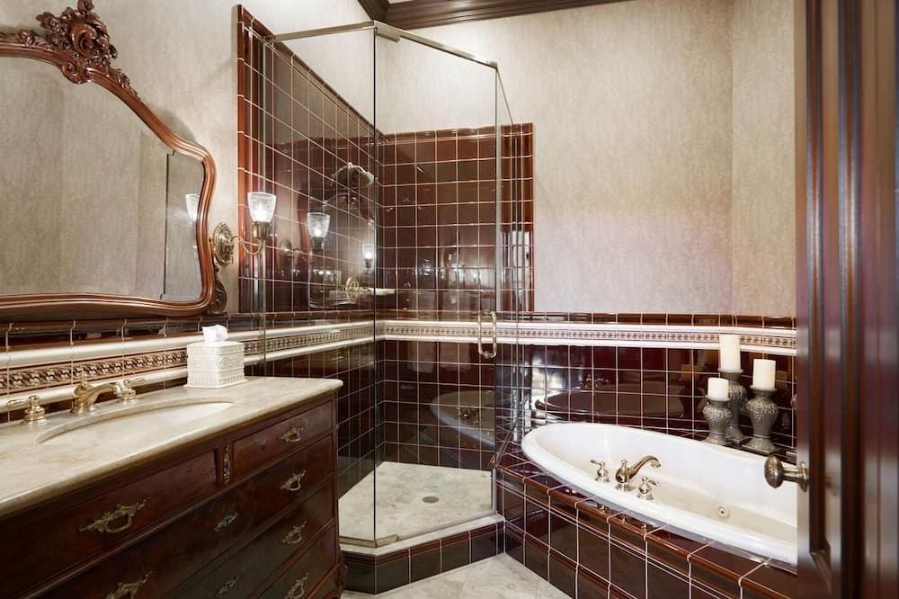 ห้องซิกเนเจอร์สวีท - ห้องน้ำ