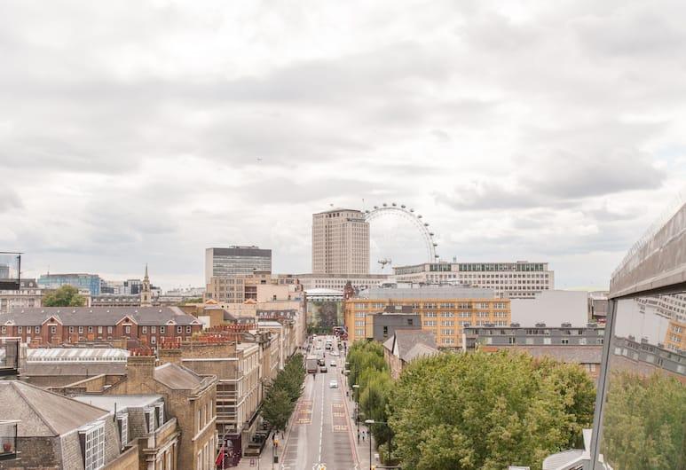倫敦服務式公寓酒店, 倫敦, 公寓, 2 間臥室 (Penthouse), 城市景觀
