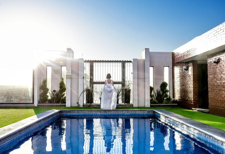 Hotel Real Plaza, San Luis Potosi, Açık Yüzme Havuzu
