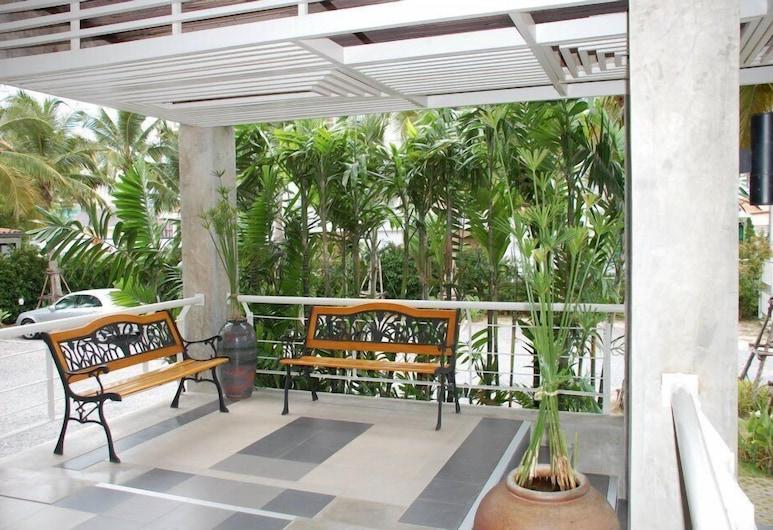 Pearl@HuaHin, Hua Hin, Sittområde i lobbyn