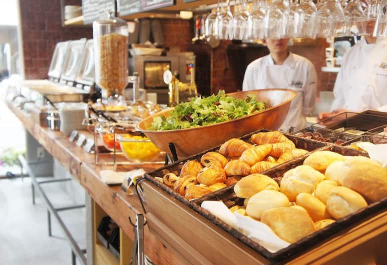Tokyu Stay Shimbashi, Tokio, Pomieszczenie śniadaniowe