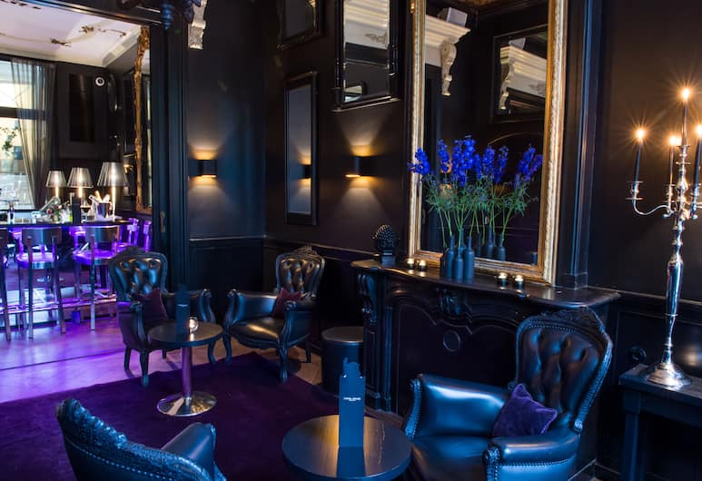 Canal House, Amsterdam, Hotellounge