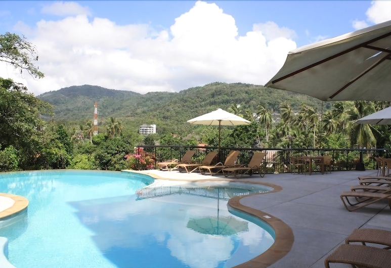 The Park Surin, Choeng Thale, Outdoor Pool