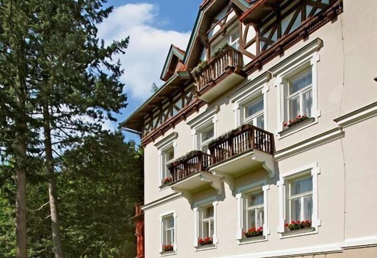 Hotel Sant Georg, Marianske Lazne, Parco della struttura