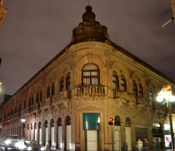 Fotografia hotela (Hotel San Francisco) v meste San Luis Potosi