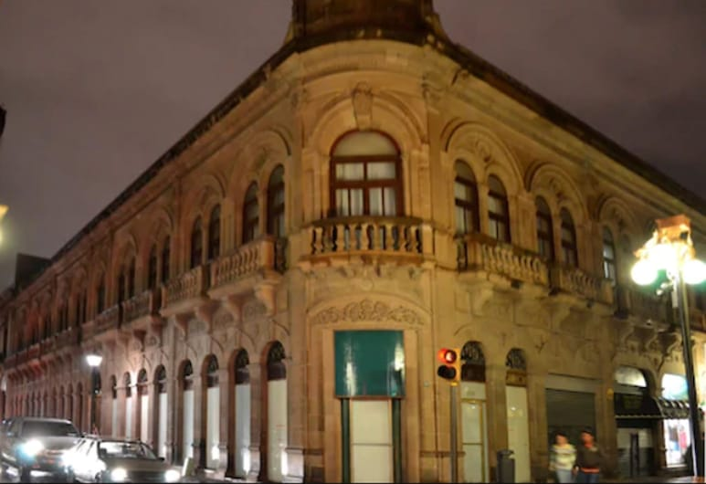 Hotel San Francisco, San Luis Potosi