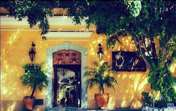 Picture of Los Pilares Hotel in Oaxaca