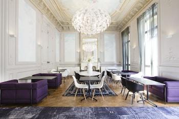 Marsilya bölgesindeki C2 hôtel resmi