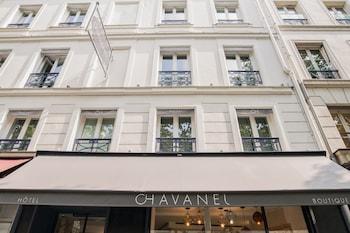 Obrázek hotelu Hotel Chavanel Paris ve městě Paříž