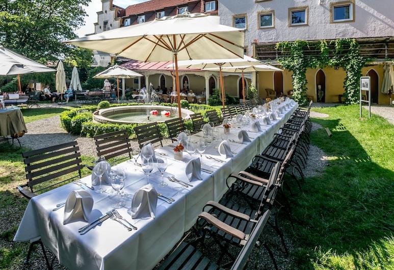 Hotel Bayerischer Hof, Kemptenas, Išorė