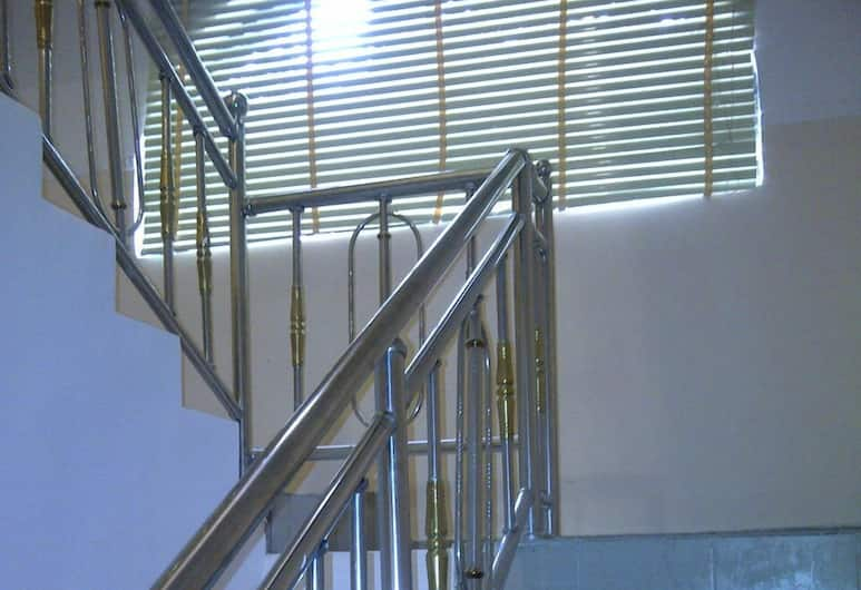 Our Home Suite, Lagos, Staircase