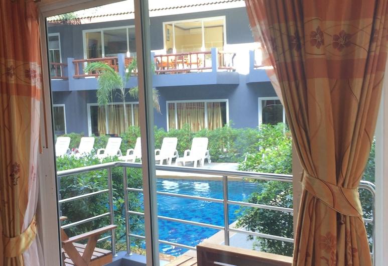 Aonang Village Resort, Krabi, Family Room, Balcony