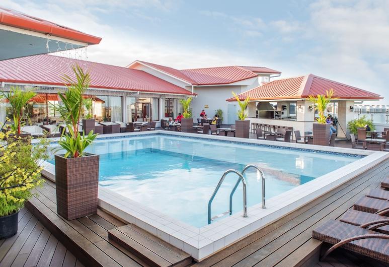 Ramada Paramaribo Princess Hotel, Paramaribo, Bazén