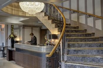 A(z) Best Western Plus Birmingham NEC Meriden Manor Hotel hotel fényképe itt: Solihull