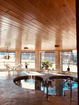 Foto Amber's Inn & Suites di Wisconsin Dells