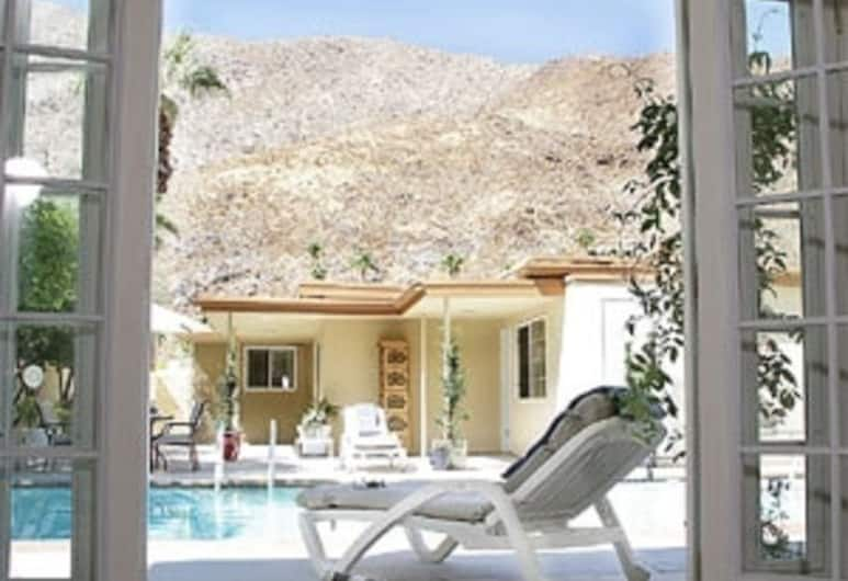 Old Ranch Inn, Palm Springs, Terrace/Patio