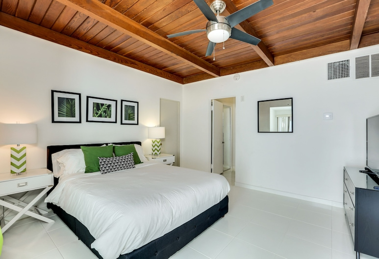 The Three Fifty Hotel, Palm Springs, Deluxe Room, 1 Queen Bed, Guest Room