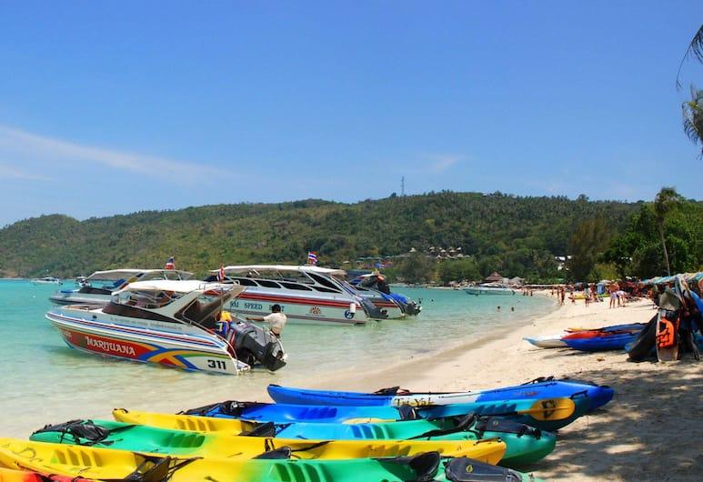 Chongkhao Resort, Ko Phi Phi, Beach