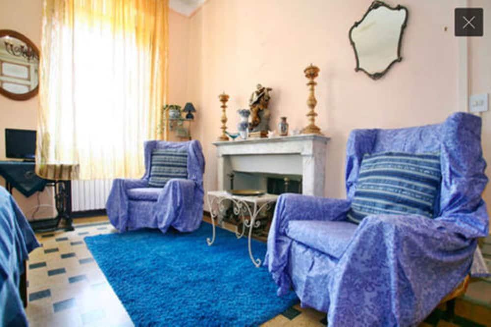 Doppia Standard, 1 letto matrimoniale, bagno privato - Area soggiorno