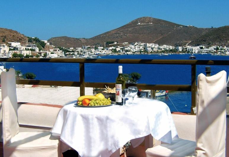 Byzance Hotel, Patmos