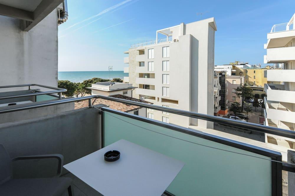 Standartinio tipo dvivietis kambarys, vaizdas į jūrą - Vaizdas iš balkono