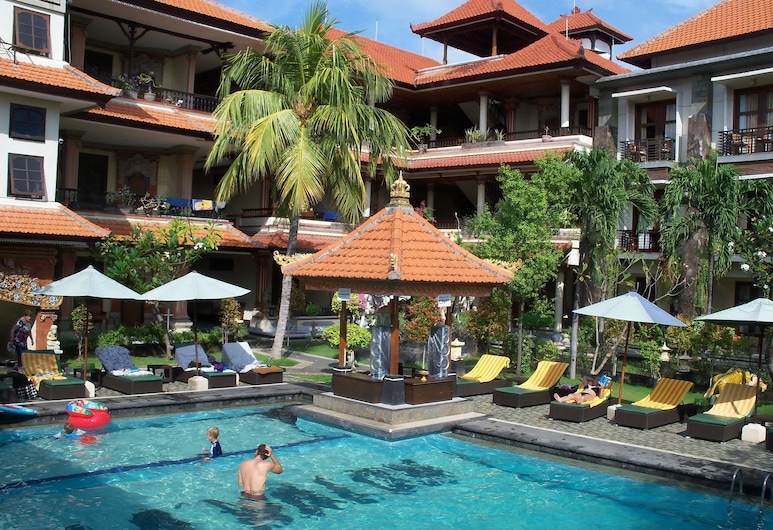 La Walon Hotel, Kuta, Phòng Deluxe (Upper Floor), Quang cảnh phòng