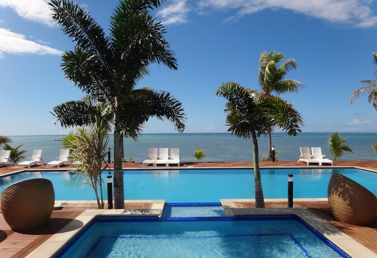The St Therese Samoa Retreat & Accommodation, Leauva'a, Outdoor Pool