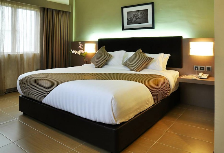 Hotel Bendahara @ Malacca City, Malacca City, חדר סופריור, חדר אורחים
