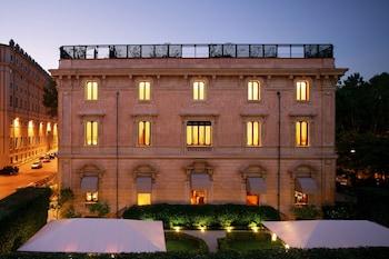 Selline näeb välja Villa Spalletti Trivelli, Rooma