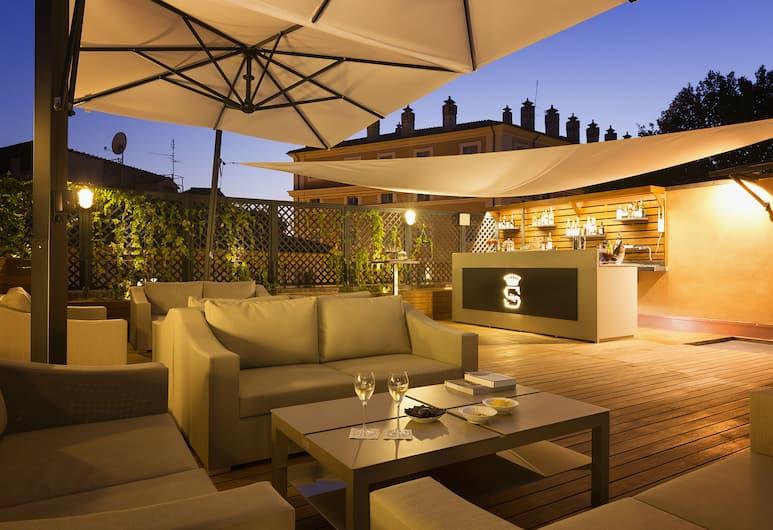斯帕雷堤特里維利別墅酒店, 羅馬, 酒吧
