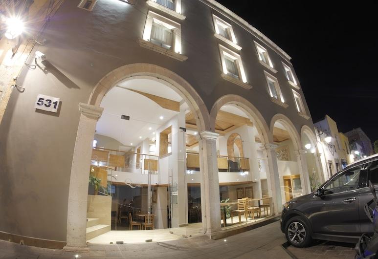 Hotel Qualitel Centro Histórico, Morelia