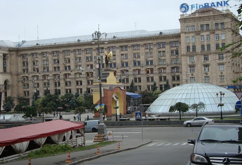 Goodrent Apartments, Kyiv, Voorkant van de accommodatie