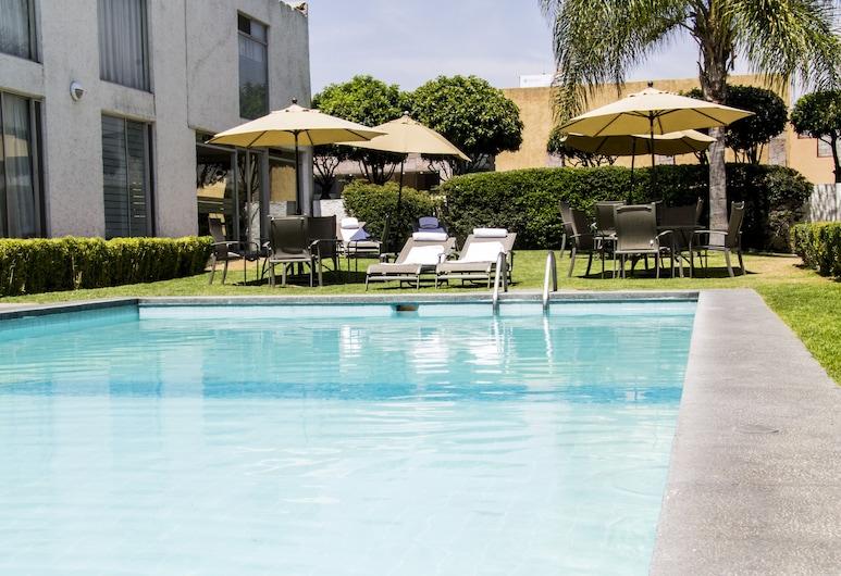 La Posada Hotel & Suites, San Luis Potosi, Vanjski bazen