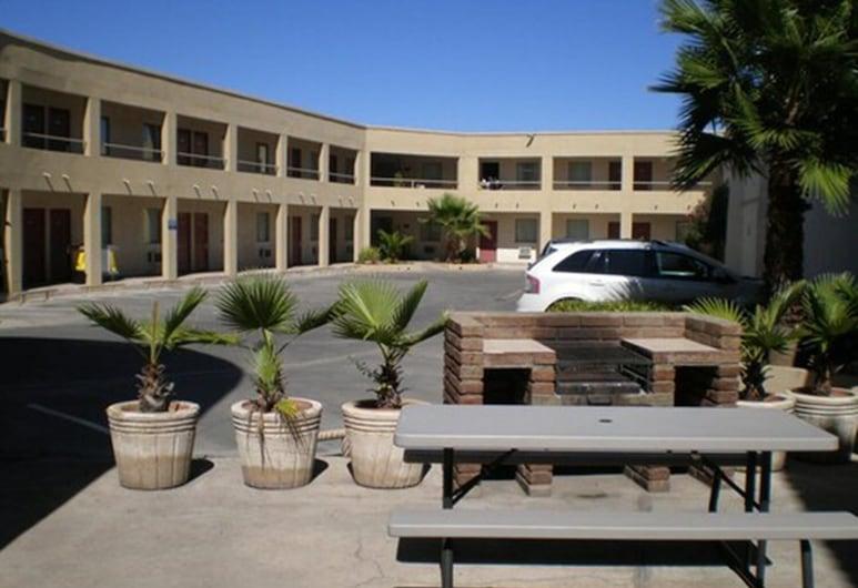 American Inn Hotel & Suites Hidalgo del Parral, Hidalgo del Parral, Área de pícnic o barbacoas