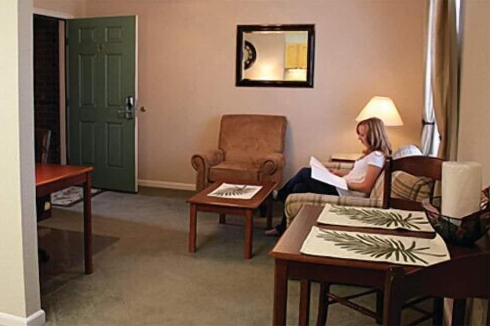 아파트, 침실 1개 - 거실 공간